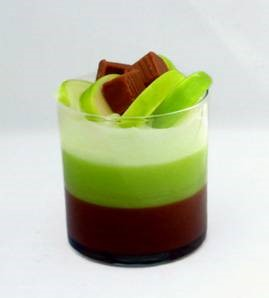 Caramel Apple Parfait Candle